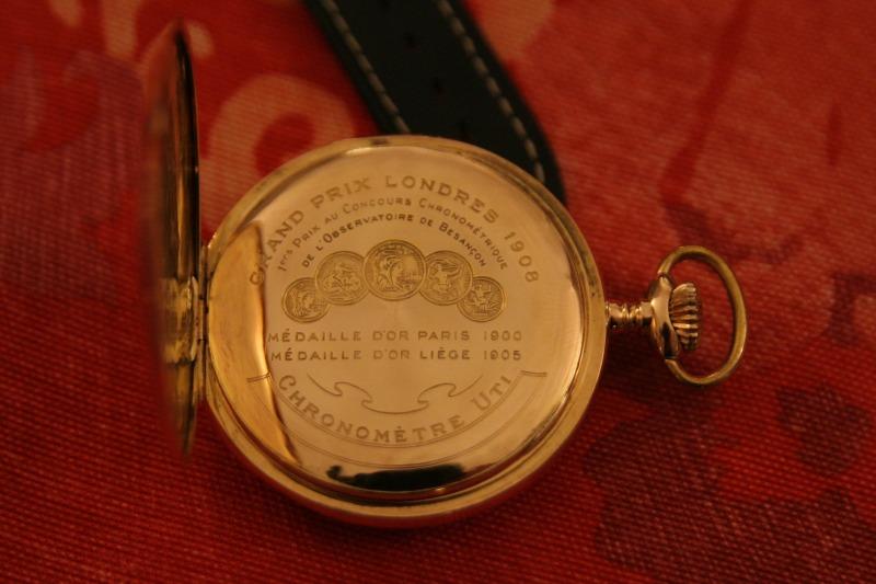 Les plus belles montres de gousset des membres du forum - Page 3 17_Gousset